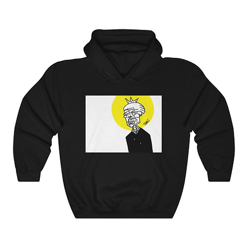 The Crowned - Unisex Heavy Blend™ Hooded Sweatshirt