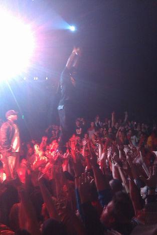 Method Man and Redman in Denver