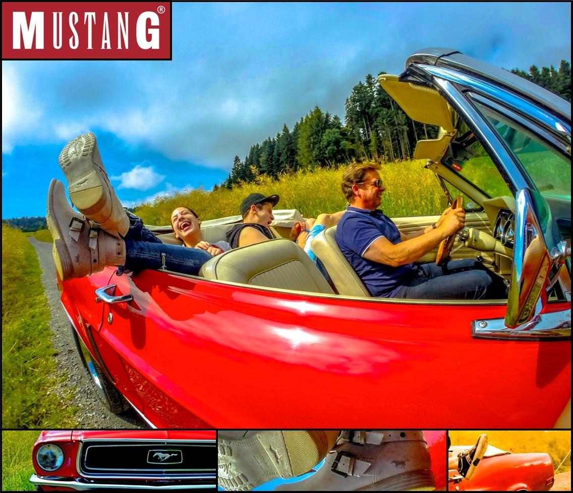 Mustang Shoes Schweiz
