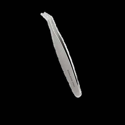 EXPERT TE-40/9, Eyelash Tweezers   35°