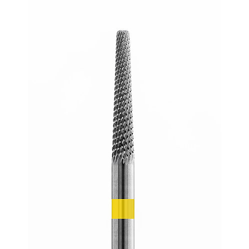 Carbide Drill Bit Rounded cylinder,  11130   Superfine , Yellow