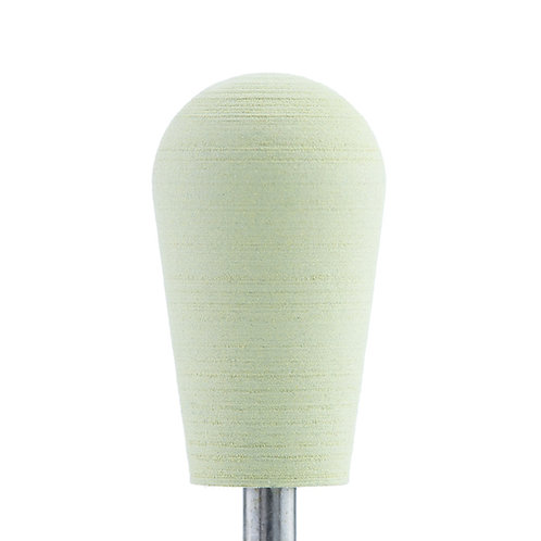 Silicone-carbide polisher Reverse 510 , cone, 10 mm, super thin