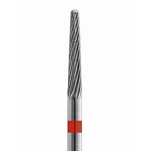 Carbide Drill Bit, Cone  60130 Fine, Red