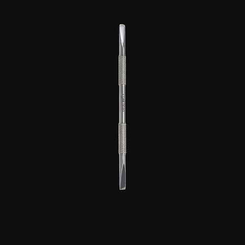 EXPERT  PE-80/1  Cuticle Pusher (rectangular pusher and rounded)