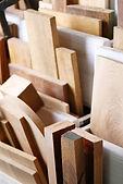 Les blocs de bois