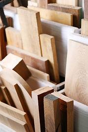 Blocks of Wood