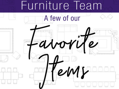 Q4 2020 Furniture Favorites
