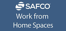 Safco Work from Home Spaces Banner 738x3