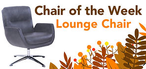 Chair of the Week Banner 738x350 - Loung