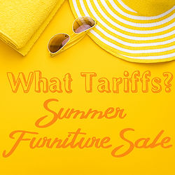 Tariffs Sizzling Summer Web banner 600x6