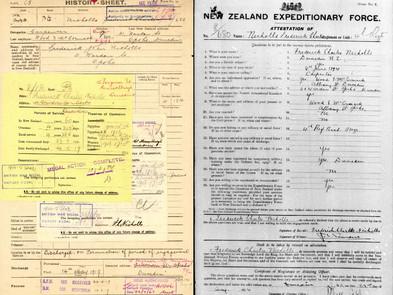 Want to find your relative's WWI Service File?
