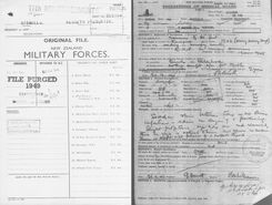 Pages from Kenneth F Nicholls PF WWII gr