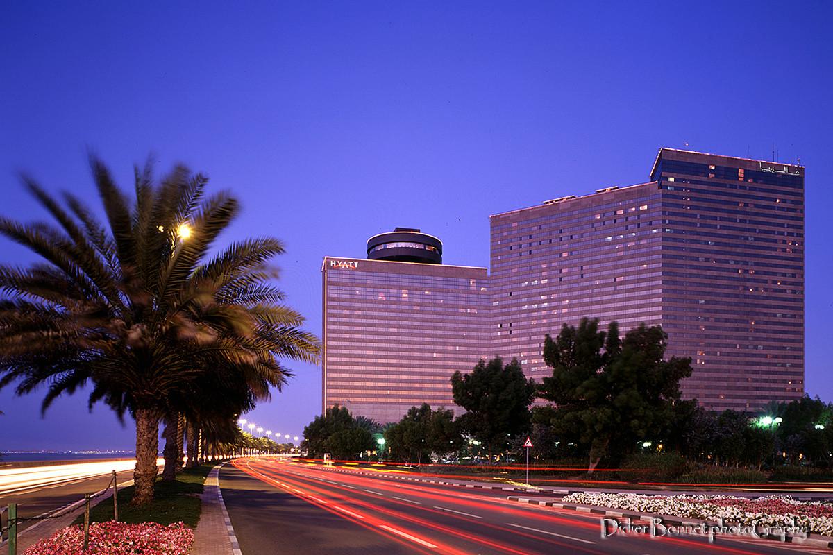 Hôtel Hyatt - Dubaï.