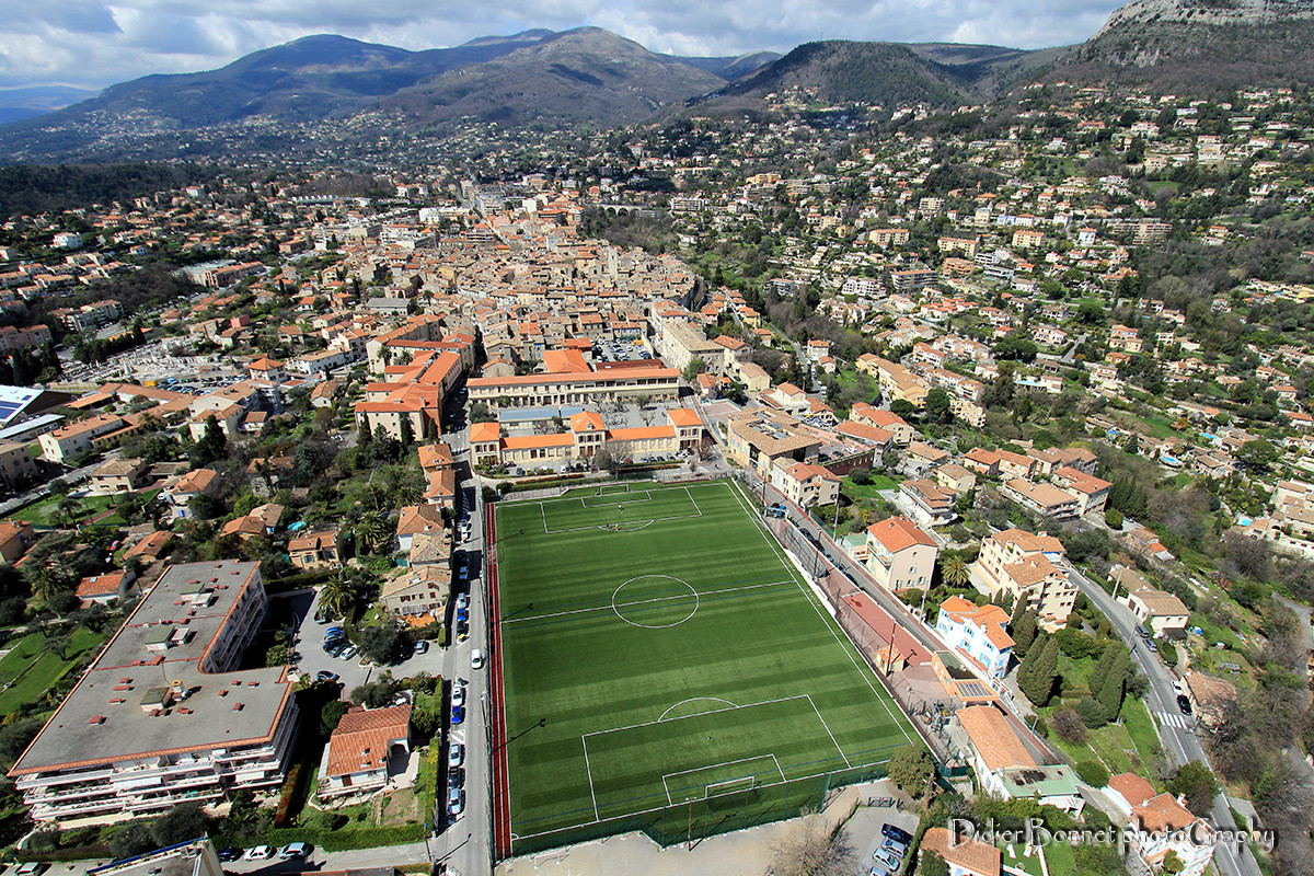Stade Vence.