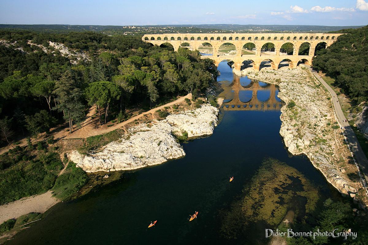 Pont du Gard.