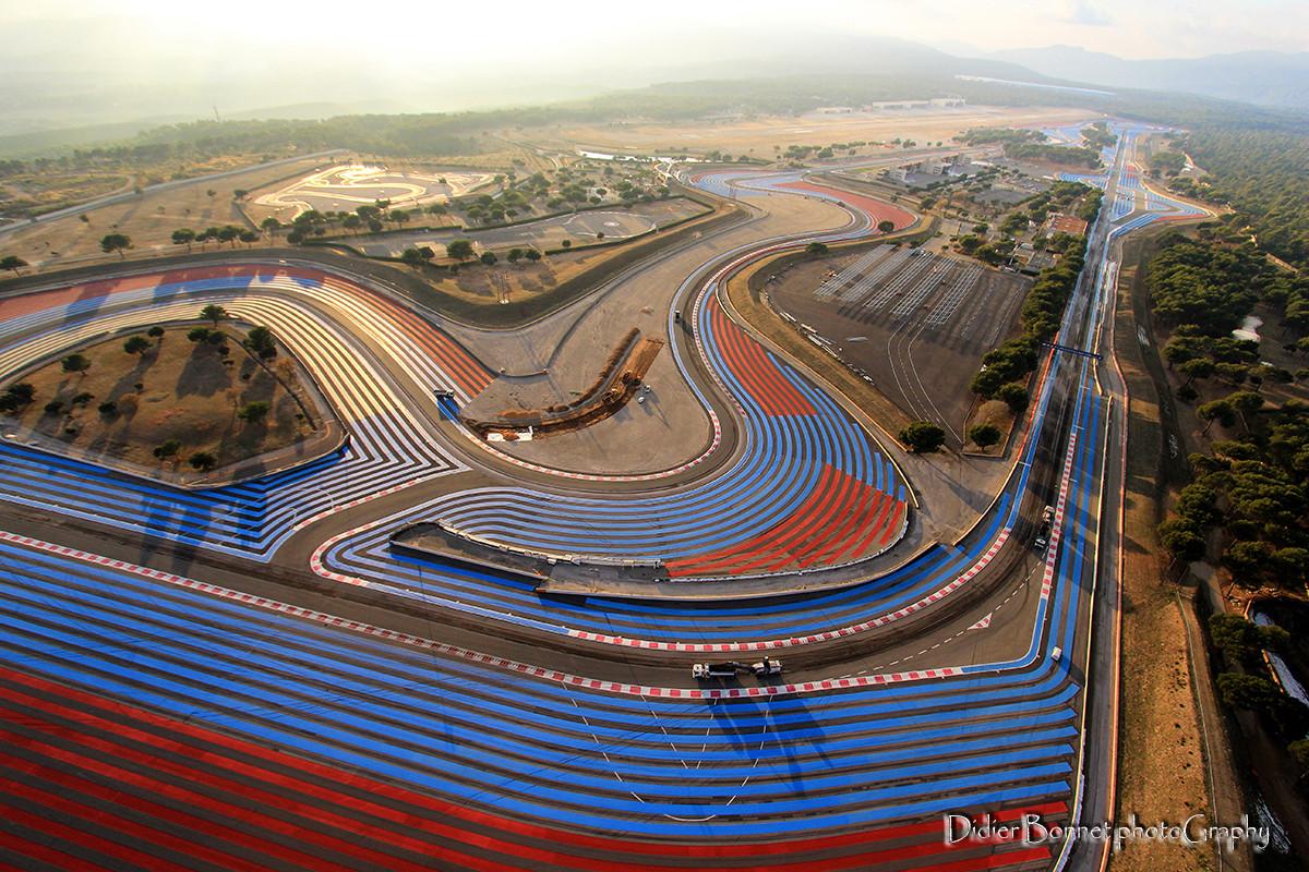 Circuit Paul Ricard.