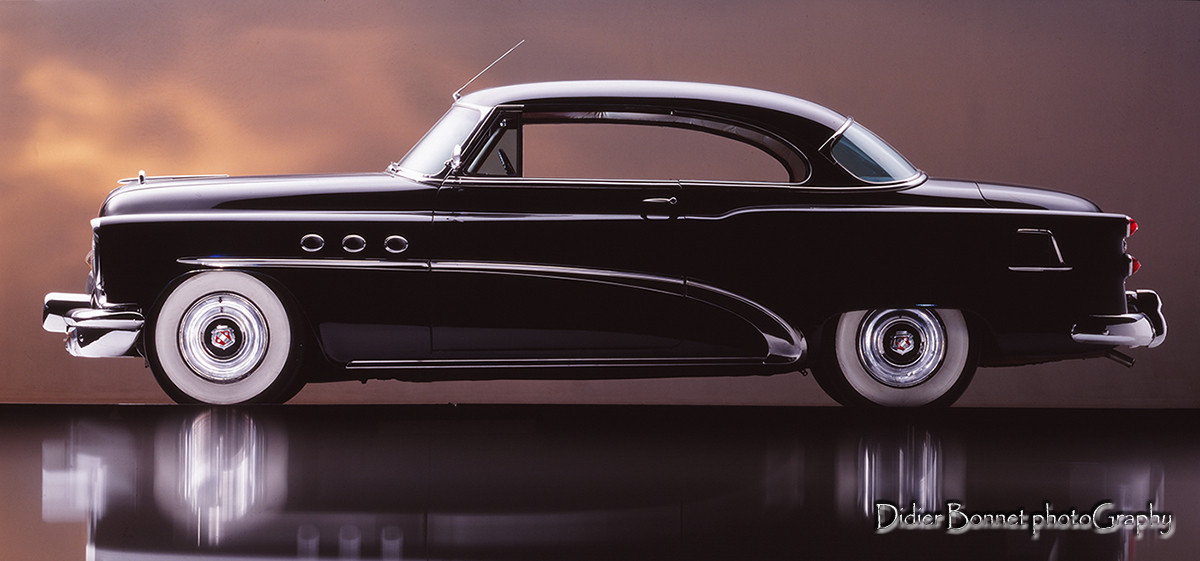 Buick Special 8 1953.
