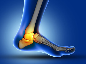 Ankle and Foot Joint injuries and treatment