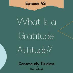 What Is a Gratitude Attitude?