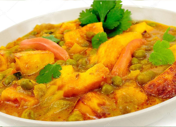 Thai Vegetarian Curry