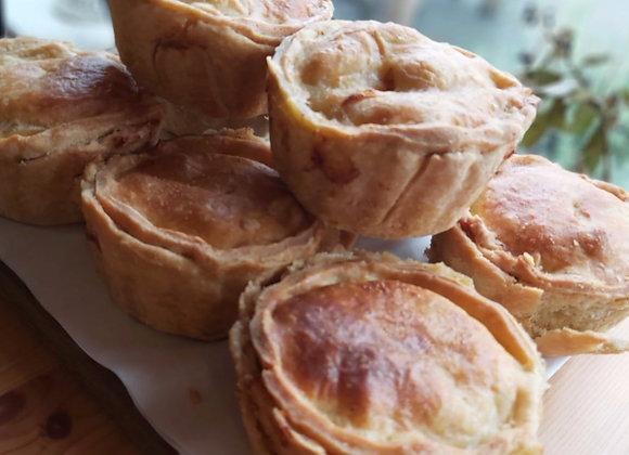 Knockdrinna Chicken & Leek Pie
