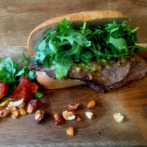 Our Beef Ciabatta