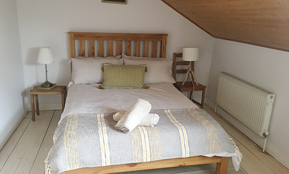 Double Bed (Room 4)