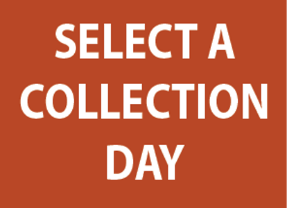 Please Select a Collection Day