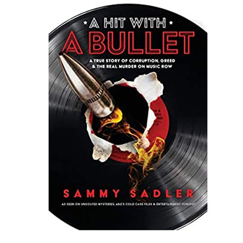 A Hit With A Bullet - Signed Copy