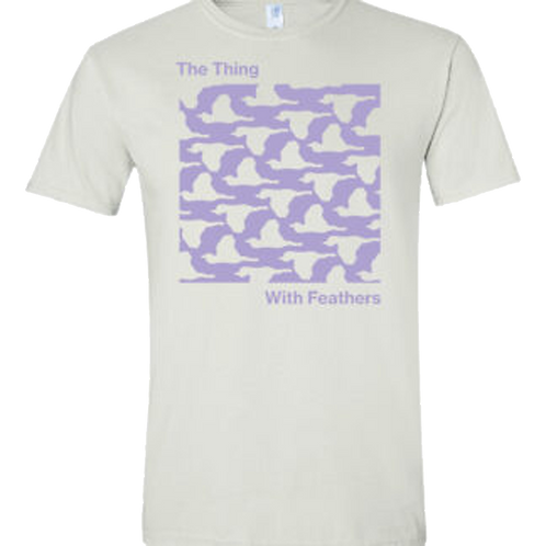 The Thing With Feathers - Short Sleeve Tee