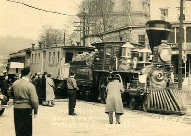 The Erie Railroad | Monroe Historical Society