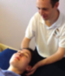 Cranial Sacral Therapy, Neuromuscular Therapy, Physiotherapy, Sports Massage