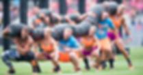 Equipo CrossFit entrenando