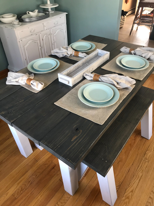 Custom Order Farm Tables