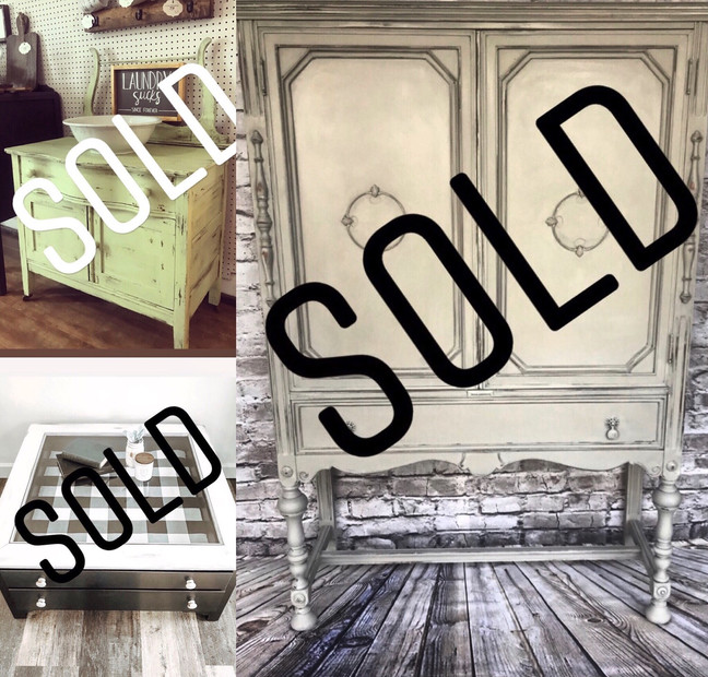 SOLD SOLD SOLD!