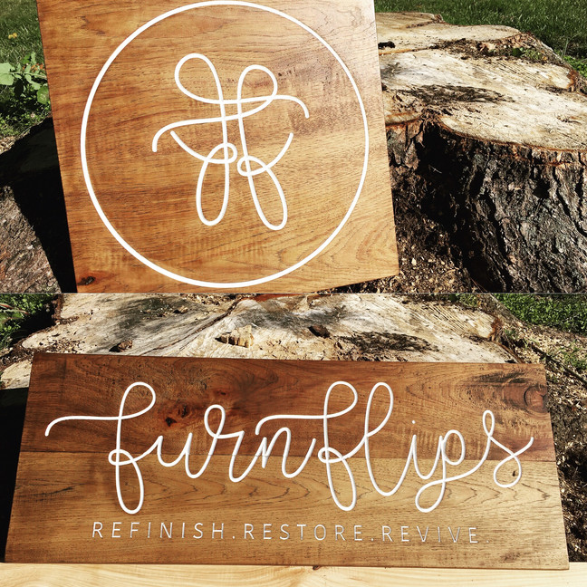 FurnFlips Signs