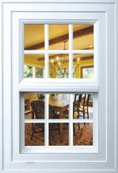 Energy Efficient Double Pane Window