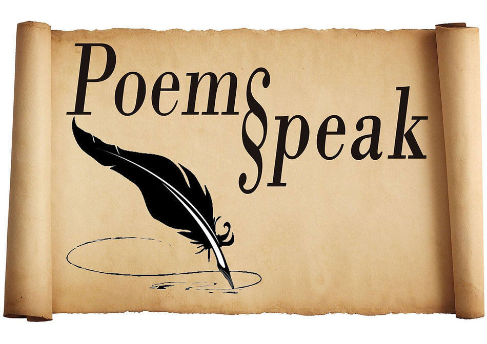 Poemspeak Logo