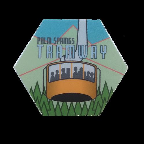 Palm Springs Tramway, California Sticker