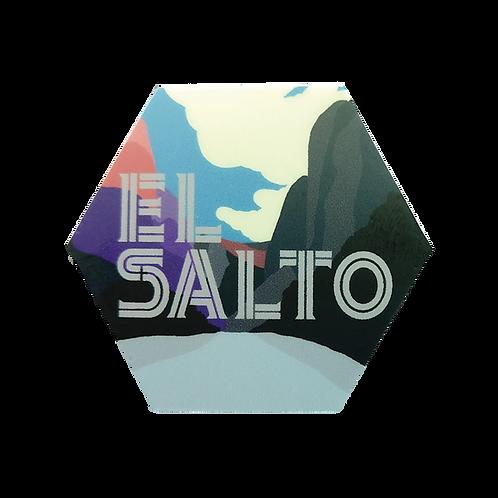 El Salto, Mexico Sticker
