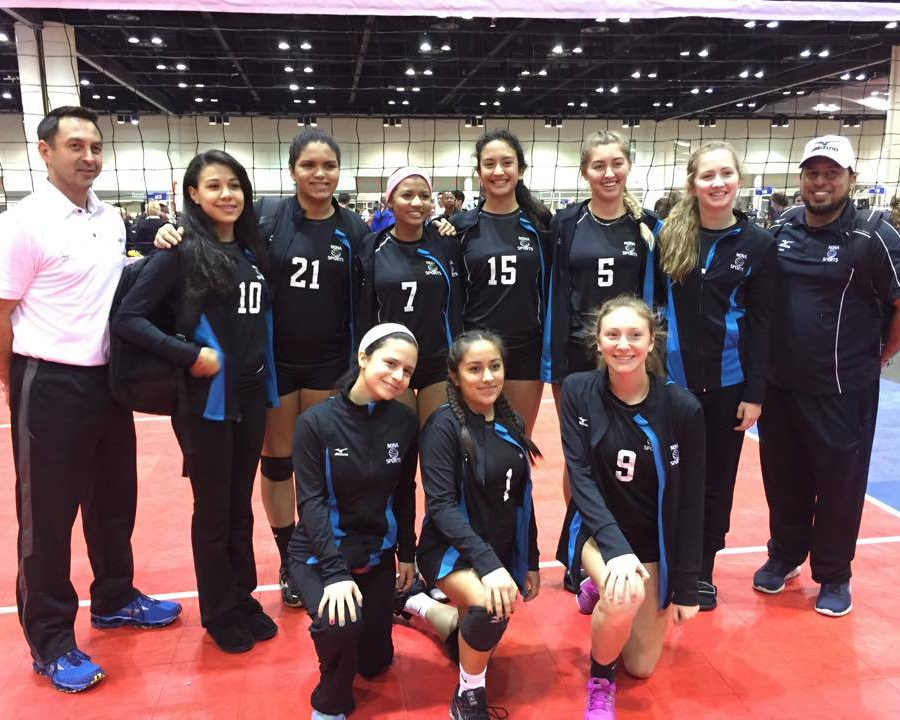 16N - 3rd Place Gold Bracket 2016 MLK Showcase