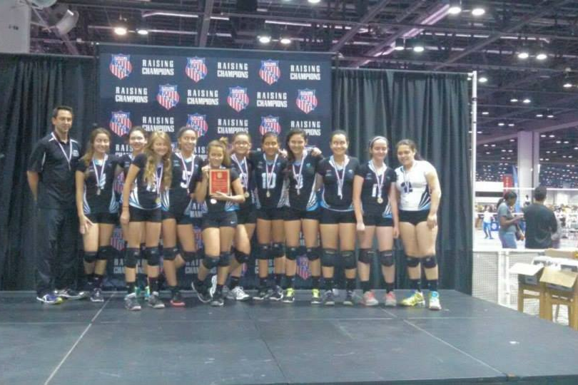 AAU Nationals 2014
