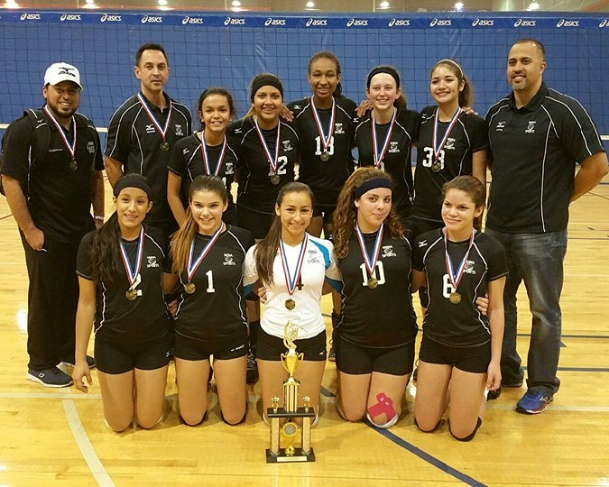 15R - 1st Place Gold Bracket - 2016 AAU Chill Blast