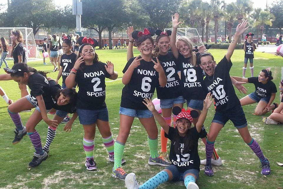 11U Fun @ AAU Nationals 2014