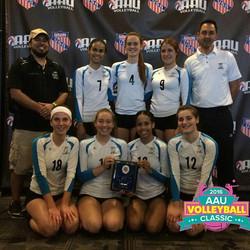 17N - 2016 AAU Disney Classic Silver Champions