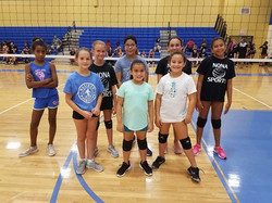 2018 Mini Club Try Outs