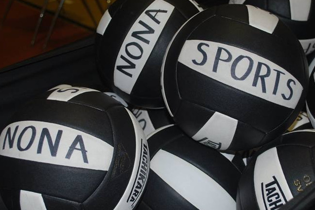 Nona Sports Volleyballs