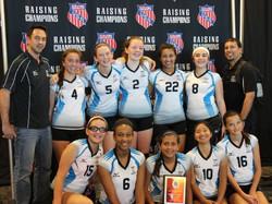 14U Silver Bracket Winners AAU Regionals.jpg