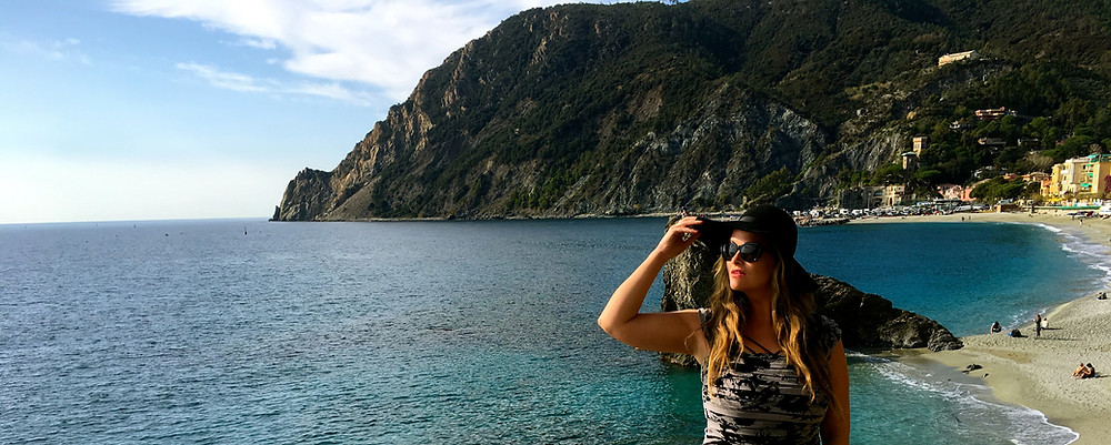 cinque terre, travel, travel blog, italy, travel tips, advice, american, america's next top model, whitney, whitney thompson, plus model, model, hike, walk, things to do, northern italy, beauty, beach