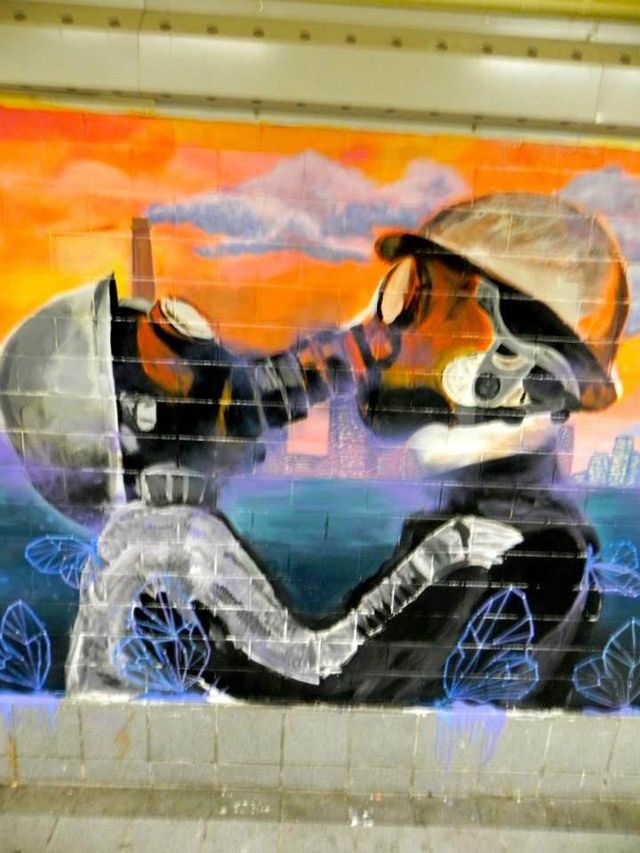 singapore, street art, graffiti